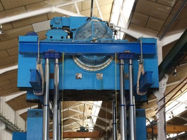 que es una prensa hidraulica