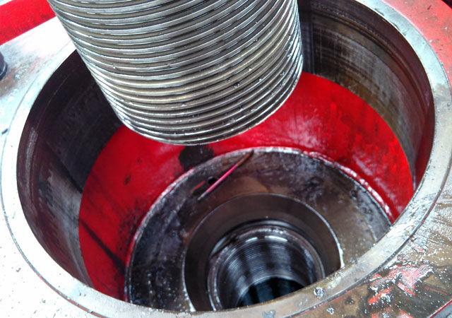 prensa mecánica