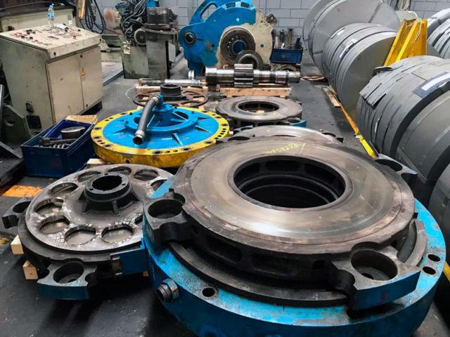 venta de prensa hidráulica y prensa mecánica montaje