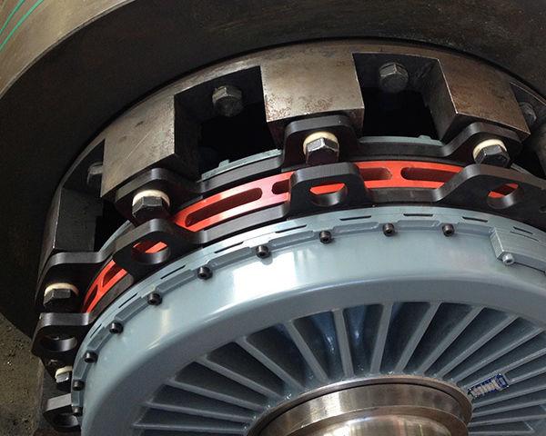 traslado de prensa mecánica solpress maquinas prensas industriales